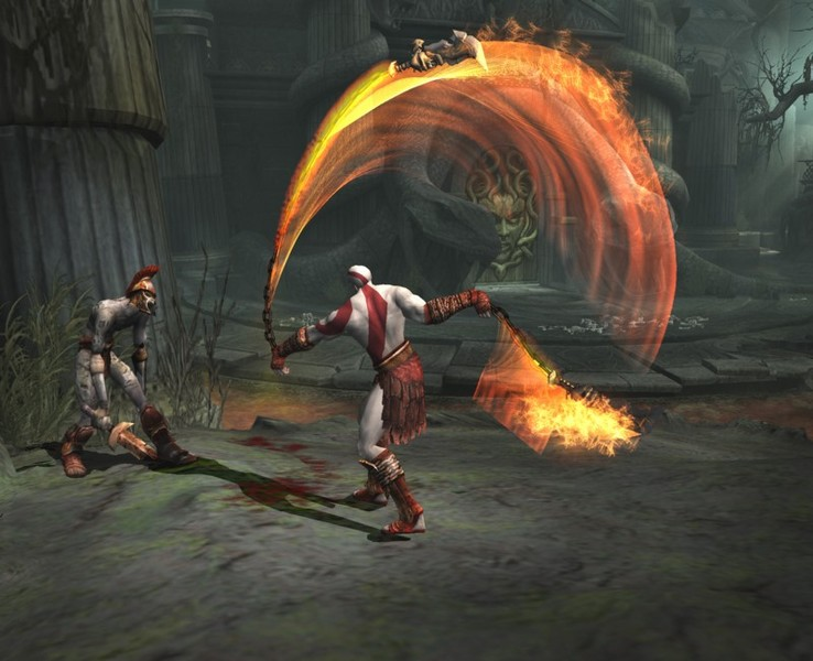 God of War II (Platinum) for PlayStation 2 image