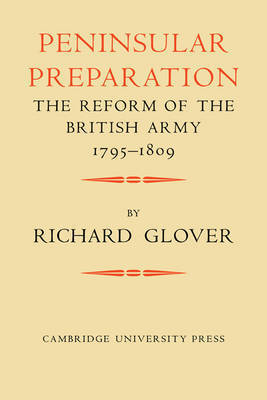 Peninsular Preparation by Richard Glover