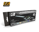 AK-2001 Luftwaffe Camouflage Colours Set 2