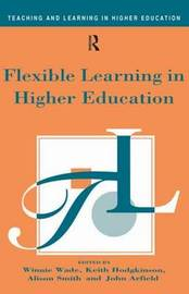 Flexible Learning in Higher Education image