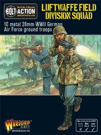 German Luftwaffe Field Division Squad