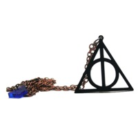 Deathly Hallows Necklace image