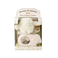 Lamb Teether & Plush