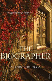 The Biographer by Virginia Duigan image