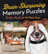 Brain-Sharpening Memory Puzzles by Luke Sharpe
