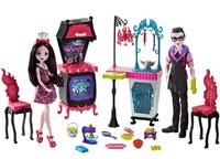 Monster High: Monster Family - Vampire Kitchen Playset