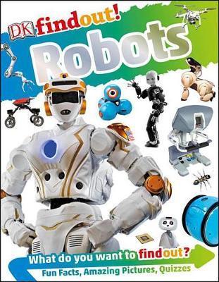 DK Findout! Robots by Nathan Lepora