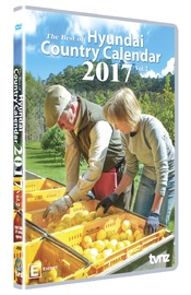 Best of Hyundai Country Calendar 2017 - Vol 2 on DVD