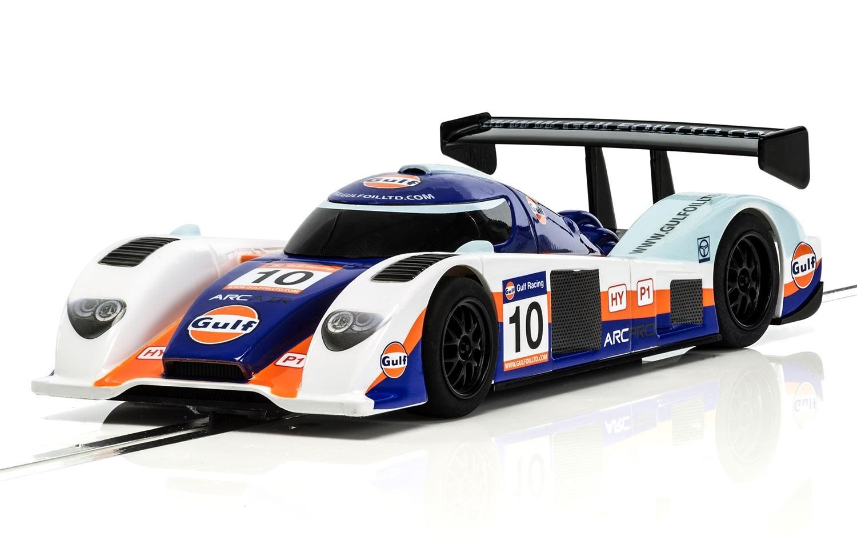 Scalextric: Team LMP Gulf Slot Car image
