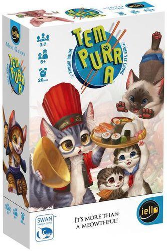 Tem-Purr-A - Card Game