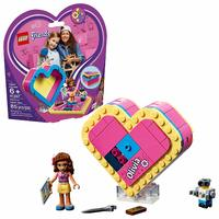 LEGO Friends: Olivia's Heart Box (41357)