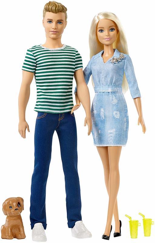 Barbie & Ken - Doll Giftset