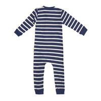 Woolbabe: Merino Organic Cotton PJ Suit - Midnight (3 Years) image