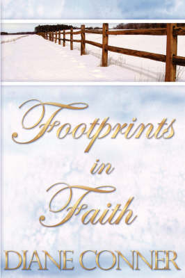 Footprints in Faith by Diane J. Conner image