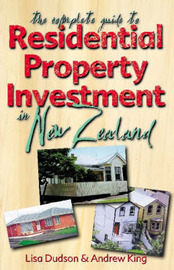 Residential Property Investment in New Zealand by Andrew King image