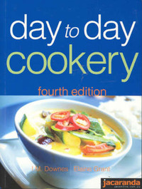 Day-to-Day Cookery by I.M. Downes