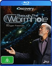 Through the Wormhole with Morgan Freeman on Blu-ray
