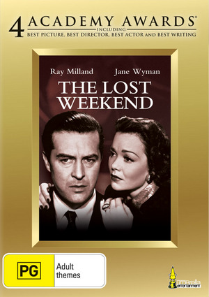 The Lost Weekend: Academy Award Winners on DVD image