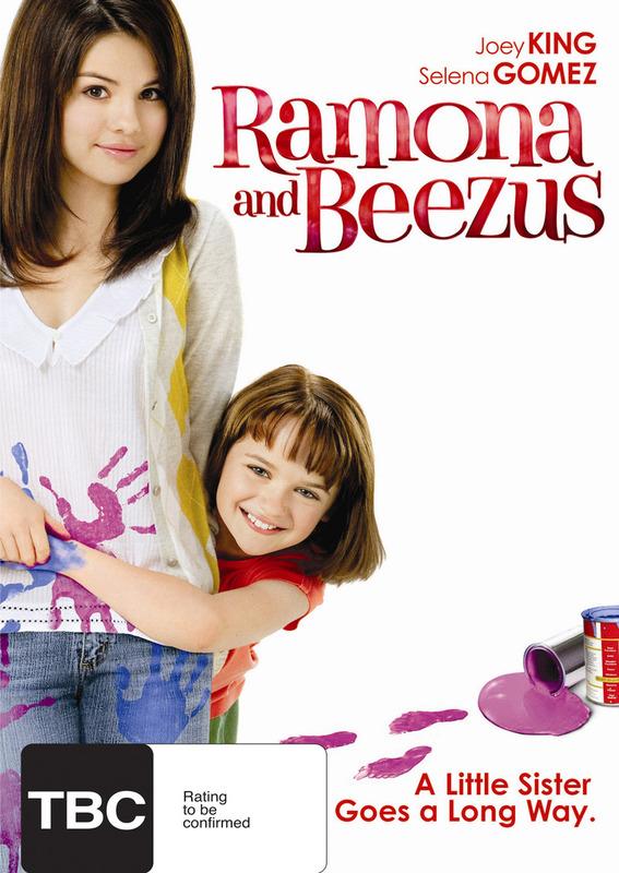 Ramona and Beezus on DVD
