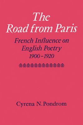 The Road from Paris by Cyrena N. Pondrom