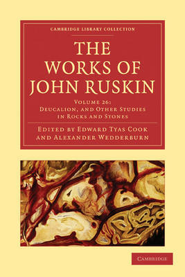 The Works of John Ruskin by John Ruskin image
