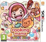 Cooking Mama Sweet Shop for Nintendo 3DS