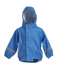 Mum 2 Mum Rainwear Jacket - Royal Blue (12 months)