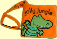 Jolly Jungle by Lucy Richards image