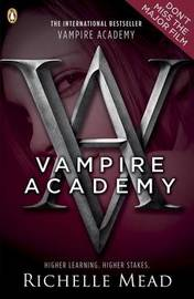 Vampire Academy (Vampire Academy #1) (black cover) by Richelle Mead