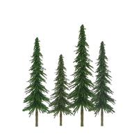 JTT: N Scale - Scenic Spruce (36 Pack)