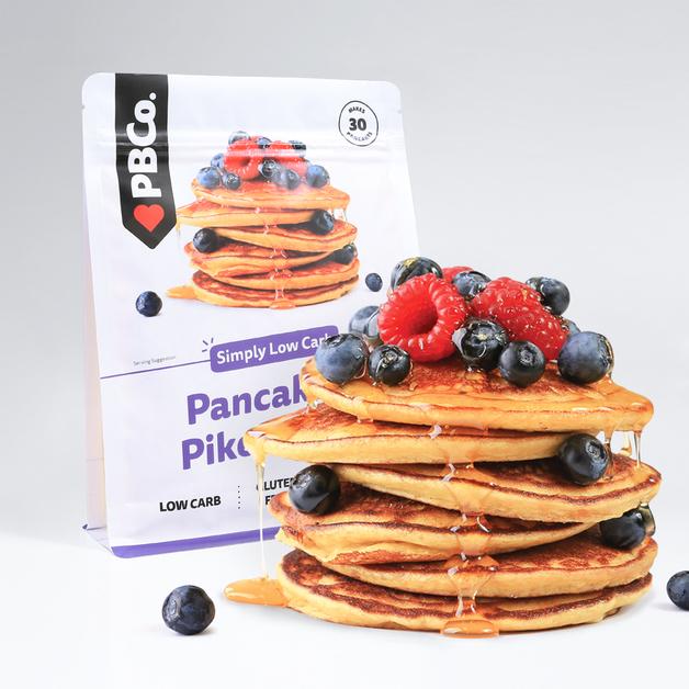 PBCo. Low Carb Pancake & Pikelet Mix (225g)