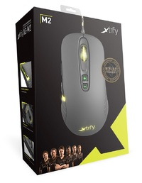 XTRFY M2 Optical Gaming Mouse for PC