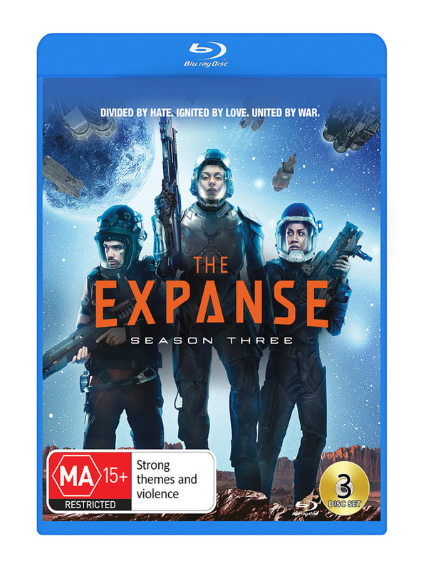 The Expanse - Season 3 on Blu-ray