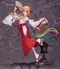 Sword Art Online: Asuna (Miko Ver.) - PVC Figure