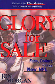 Glory for Sale by Jon Morgan image