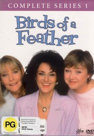 Birds Of A Feather - Series 1 (2 Disc Set) on DVD image