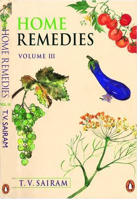 Home Remedies Vol. 3 by T.V. Sairam image