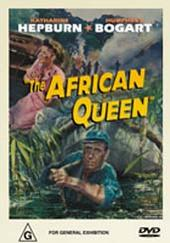 The African Queen on DVD