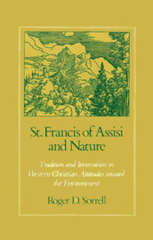 St Francis of Assisi and Nature by Roger D. Sorrell image