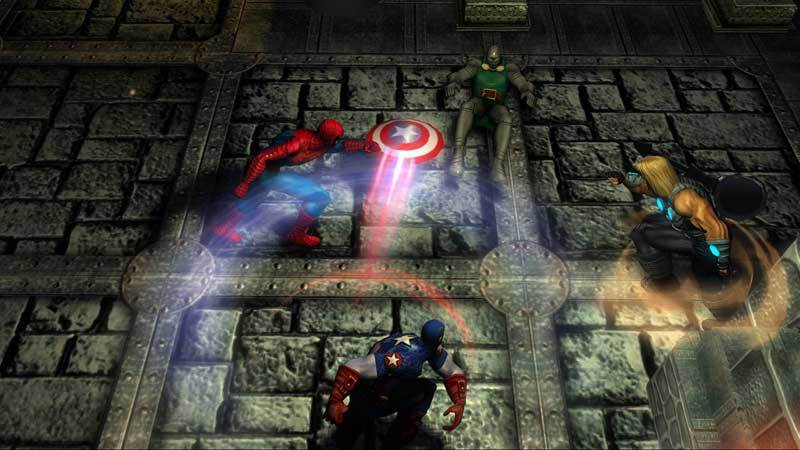 Marvel: Ultimate Alliance for PC Games image