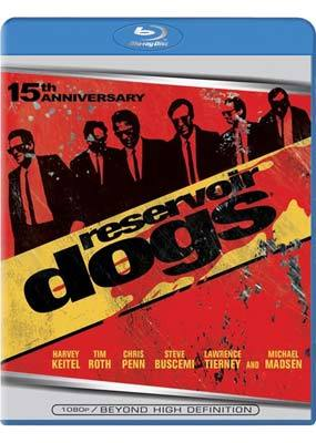 Reservoir Dogs - 15th Anniversary Edition on Blu-ray
