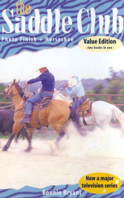 Saddle Club: Photo Finish / Horseshoe by Bonnie Bryant