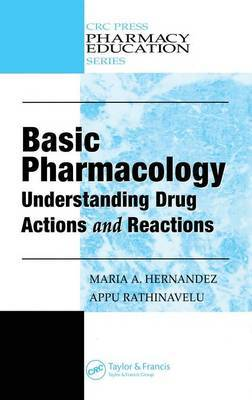 Basic Pharmacology by Maria A. Hernandez image