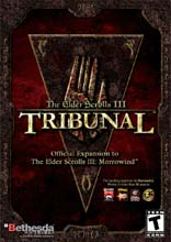 Elder Scrolls 3: Tribunal (Morrowind Expansion) for PC