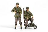 Tamiya British Paratroopers 1/35 Model Kit