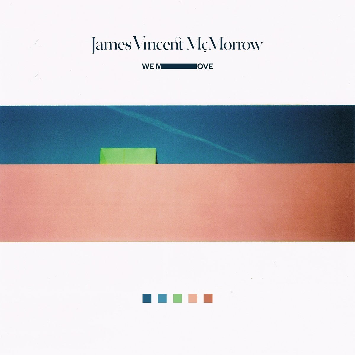 We Move by James Vincent McMorrow image