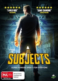 The Subjects on DVD