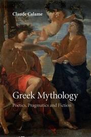 Greek Mythology by Claude Calame