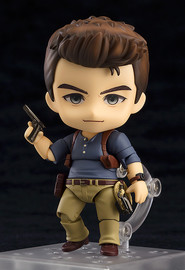 Uncharted: Nendoroid Nathan Drake (Adventure Edition) - Articulated Figure
