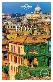 Lonely Planet Best of Rome 2018 by Lonely Planet